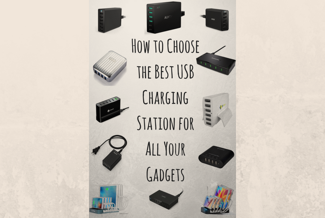 How to Choose the Best USB Charging Station for All Your ...